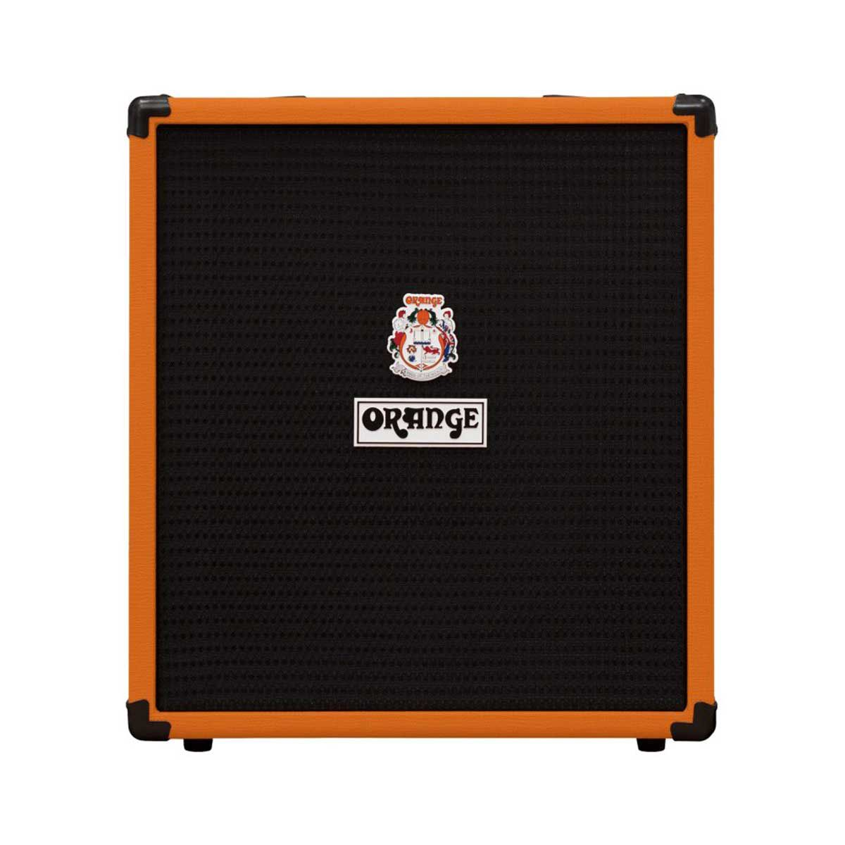Caixa Amplificada Orange Crush Bass 50W para Contrabaixo