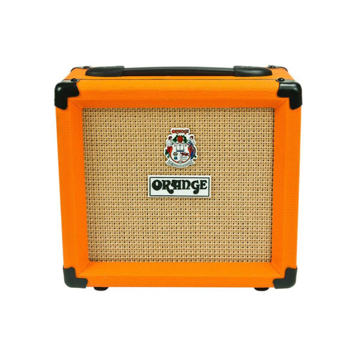 Caixa Amplificada Orange Crush PiX CR12L 12W para Guitarra