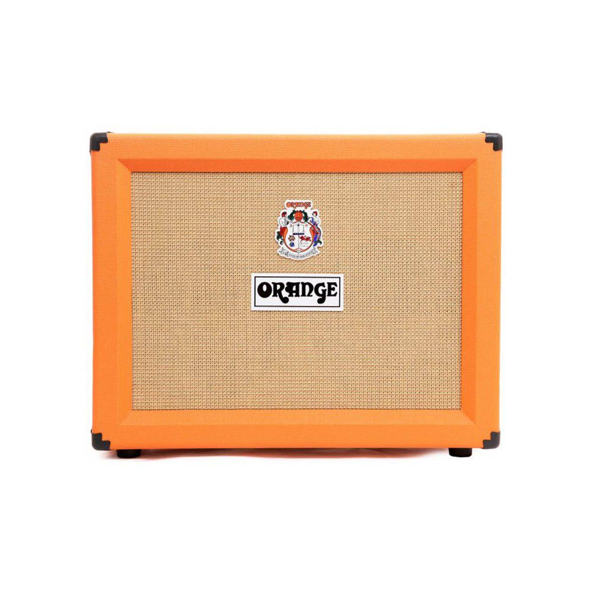 Caixa Amplificada Orange Crush Pro CR120C 120W Para Guitarra