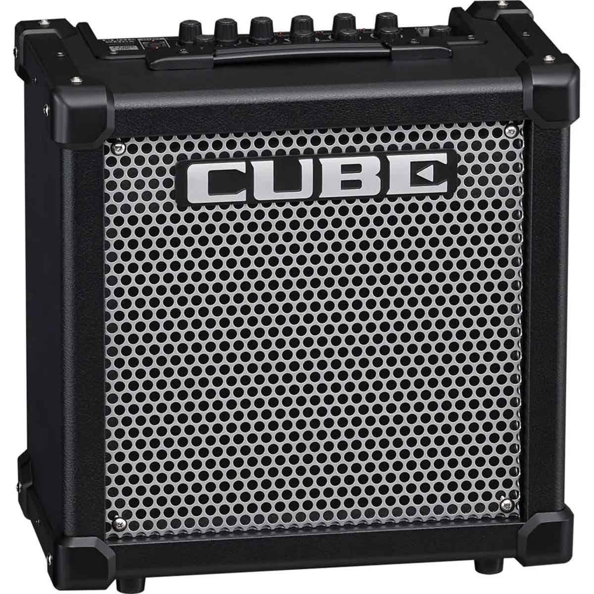 Caixa Amplificada Roland Cube 20GX 20w 1x8