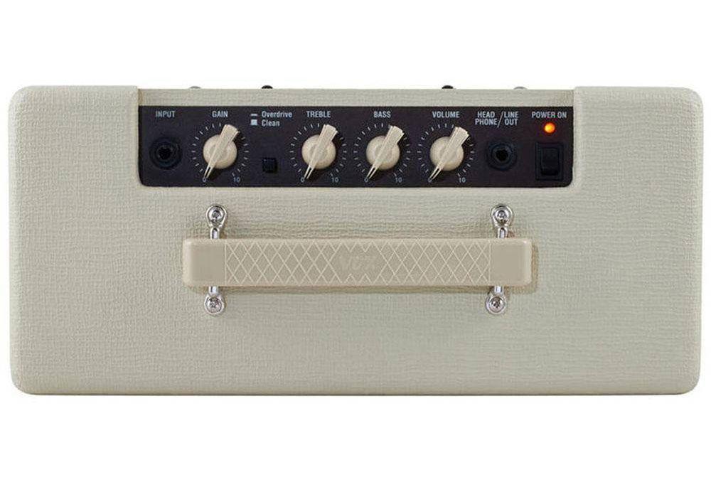 Caixa Amplificada Vox Pathfinder 10-UJ Union Jack 1x6,5'' 10W para Guitarra