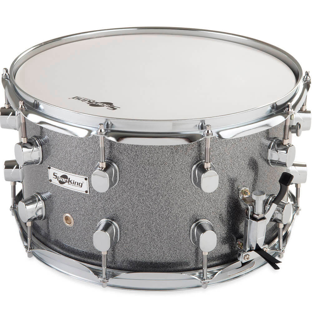 Caixa de Bateria Spanking 14x8 Aro 2.00mm CLS Light Sparkle