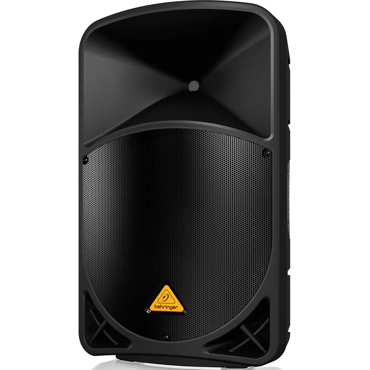 Caixa de Som Ativa Behringer B115MP3 1000W 110V