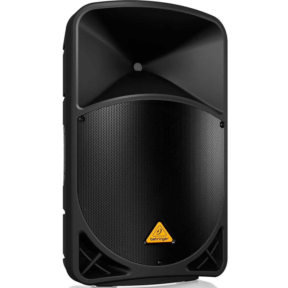 Caixa de Som Ativa Behringer B115MP3 1000W 220V