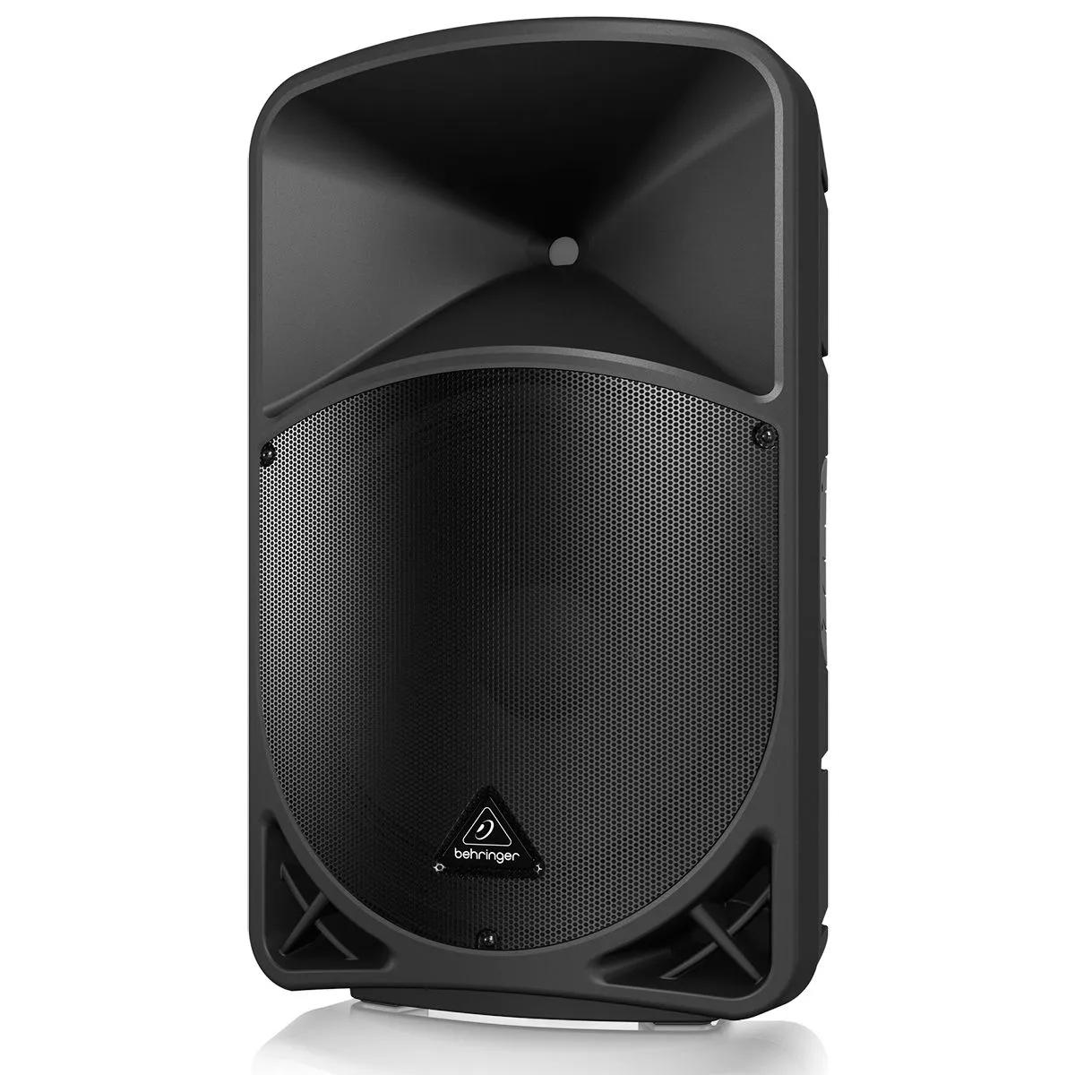 Caixa de Som Ativa Behringer com DSP e Bluetooth B15X 1000W