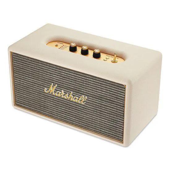 Caixa de som c/ bluetooth Marshall Acton Cream