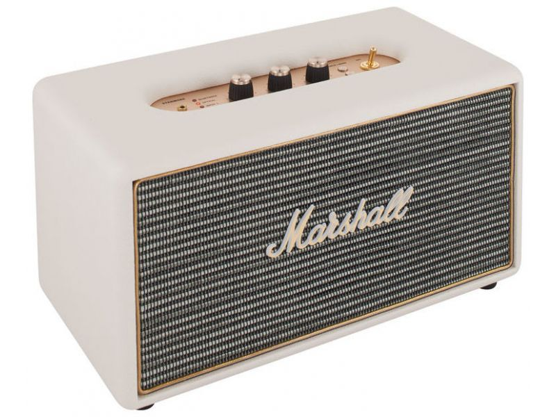 Caixa de Som Marshall Stanmore Wireless Bluetooth Cream
