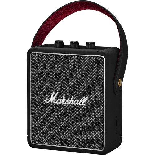 Caixa de Som Marshall STOCKWELL II BLACK com Bluetooth