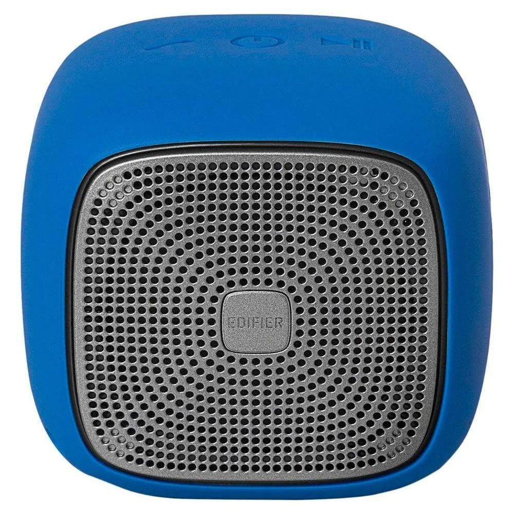 Caixa de Som Portátil Edifier MP200 5,5W Rms Bluetooth Azul