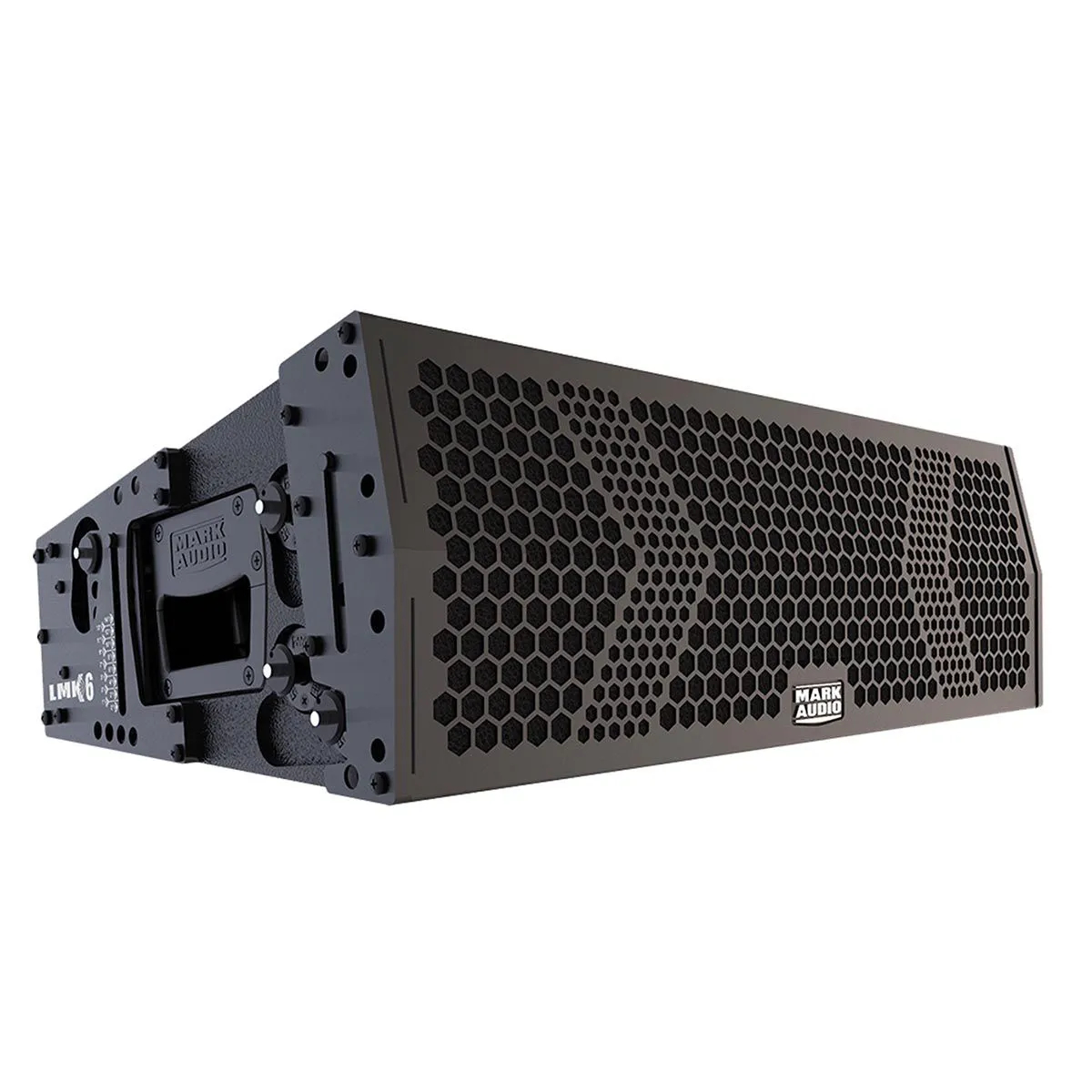 Caixa Line Array Mark Audio LMK6 2x6'' 765W Ativa