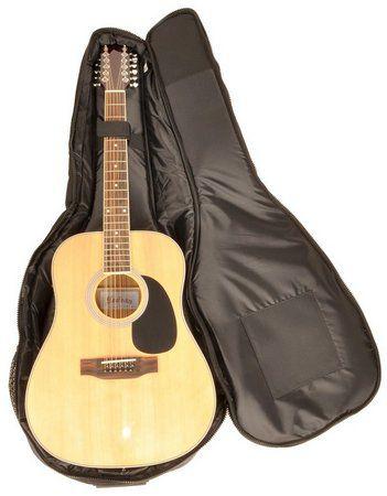 Capa CNB DGB1600 Luxo para Violão Folk