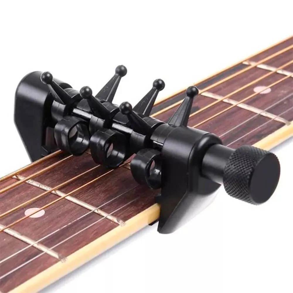 Capotraste Phx PHX-20 Flexi-Capo para Instrumento de Corda