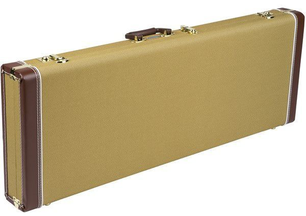 Case Fender Pro Series Tweed para Guitarra