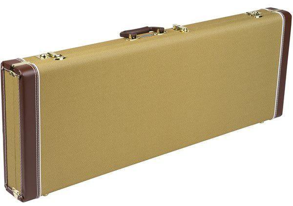 Case Fender Pro Series Tweed para Guitarra