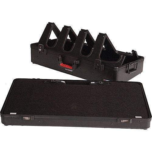 Case Gator G-GIG-BOX-TSA com Suporte e Pedalboard