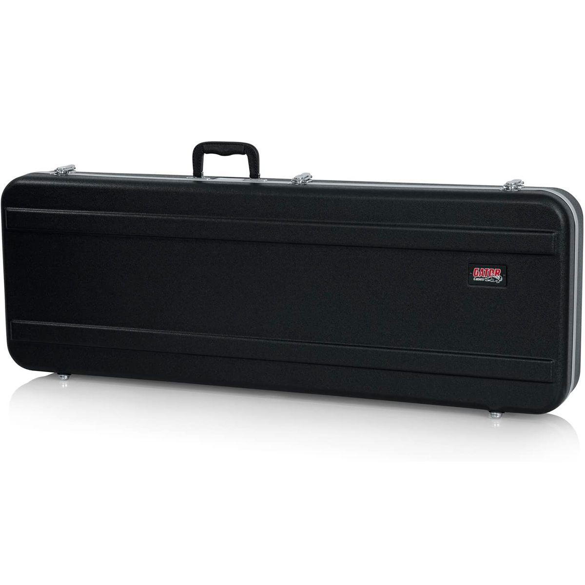 Case Gator GC-ELEC-XL Extra Longo para Guitarra em ABS