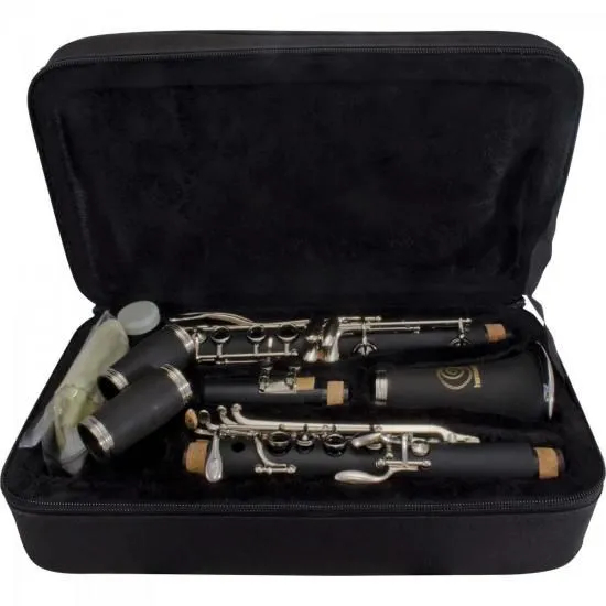 Clarinete Bb 17 Chaves HCL-520 HARMONICS