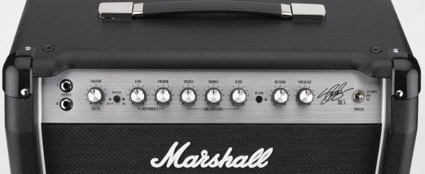 Combo p/guitarra signature series slash - SL-5C - MARSHALL