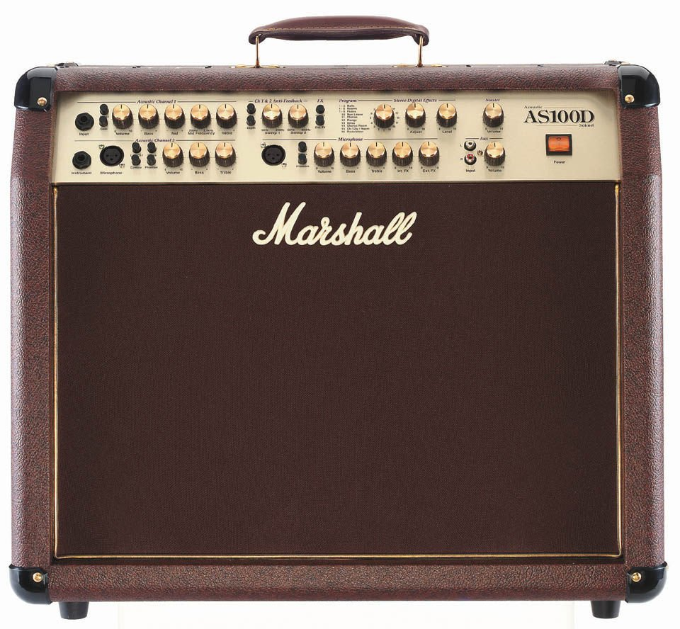 Combo para violão 100W - AS100D - MARSHALL-110V