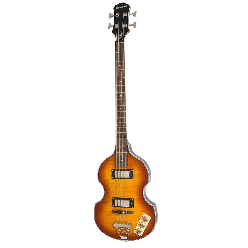 Contrabaixo 4 Cordas Epiphone Viola Bass