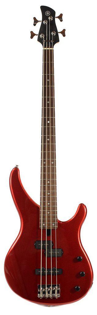 Contrabaixo 4 Cordas Yamaha TRBX174 Metallic Red