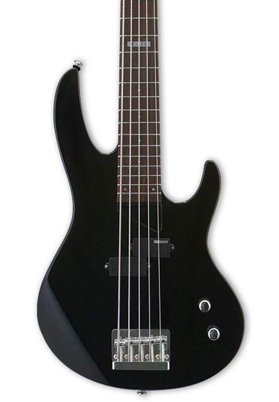 Contrabaixo 5 Cordas ESP LTD B15 Black