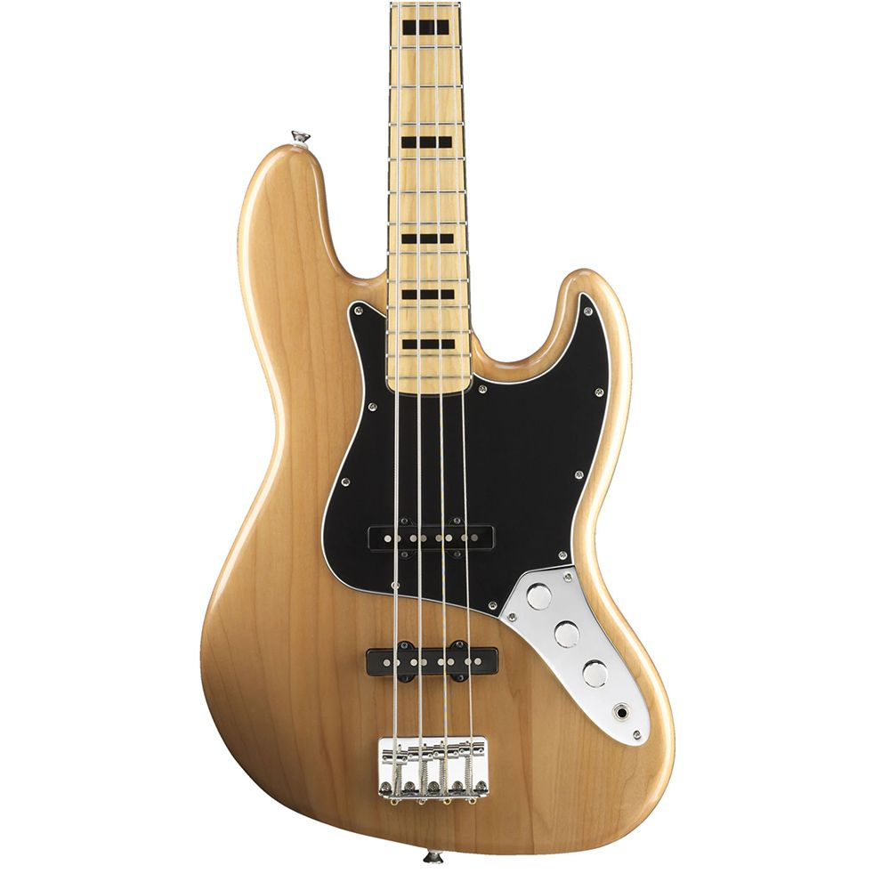Contrabaixo Fender Squier Vintage Modified J Bass 70 Natural