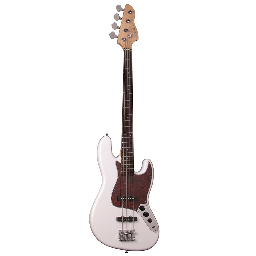 Contrabaixo Giannini GB-100 Jazz Bass 4 Cordas Branco