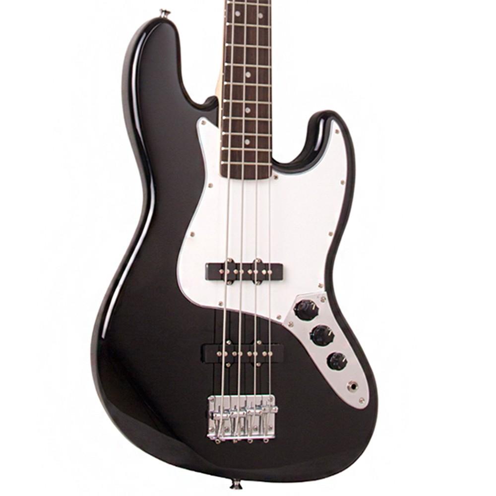 Contrabaixo Giannini GB-100 Jazz Bass 4 Cordas Preto