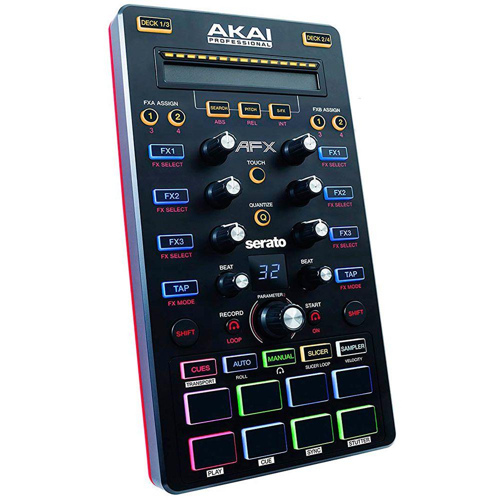 Controlador Akai Professional AFX USB