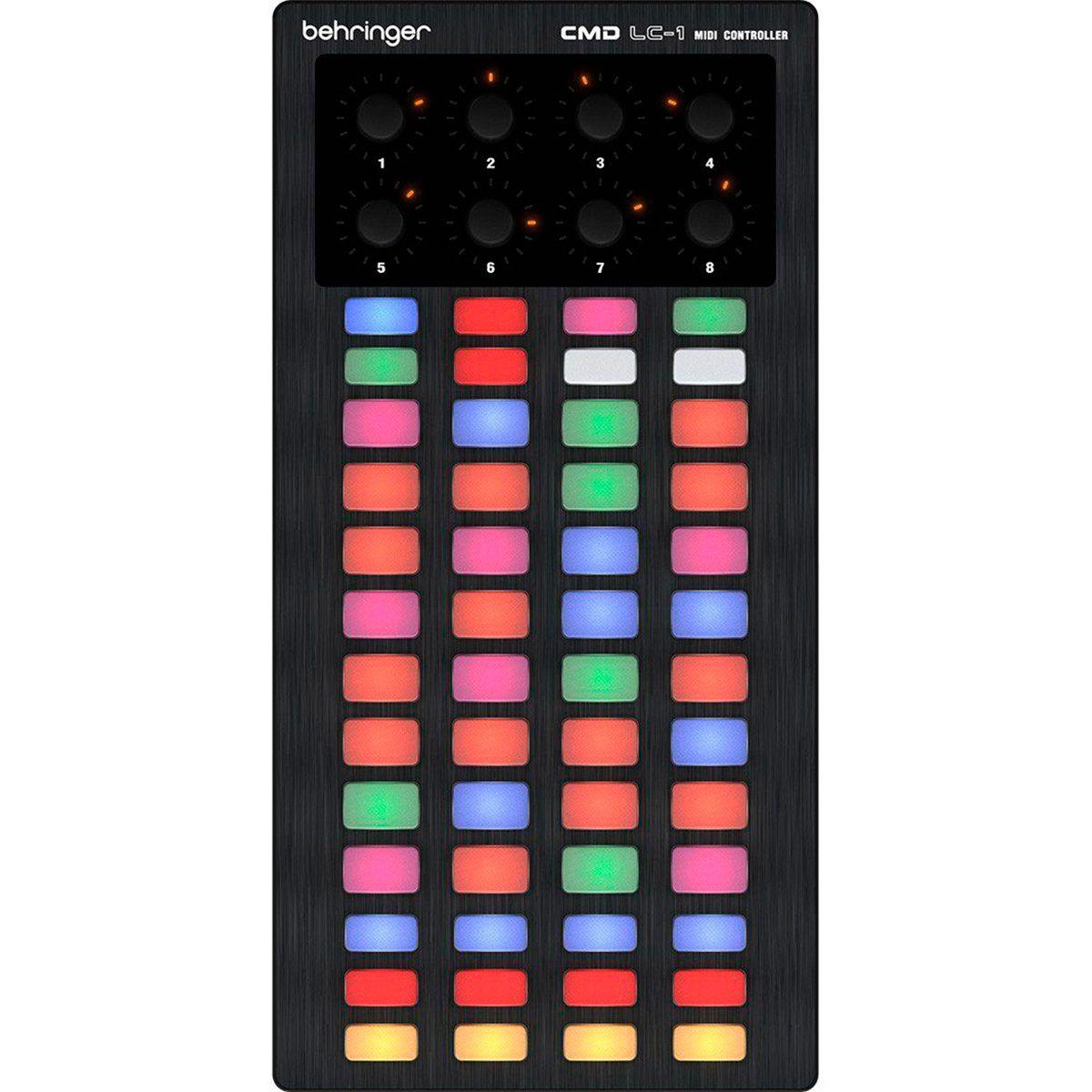 Controlador Behringer CMD LC-1 DJ USB