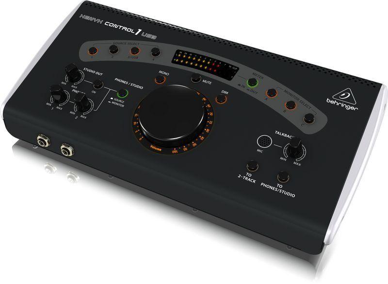 Controlador Behringer Xenyx Control 1 USB
