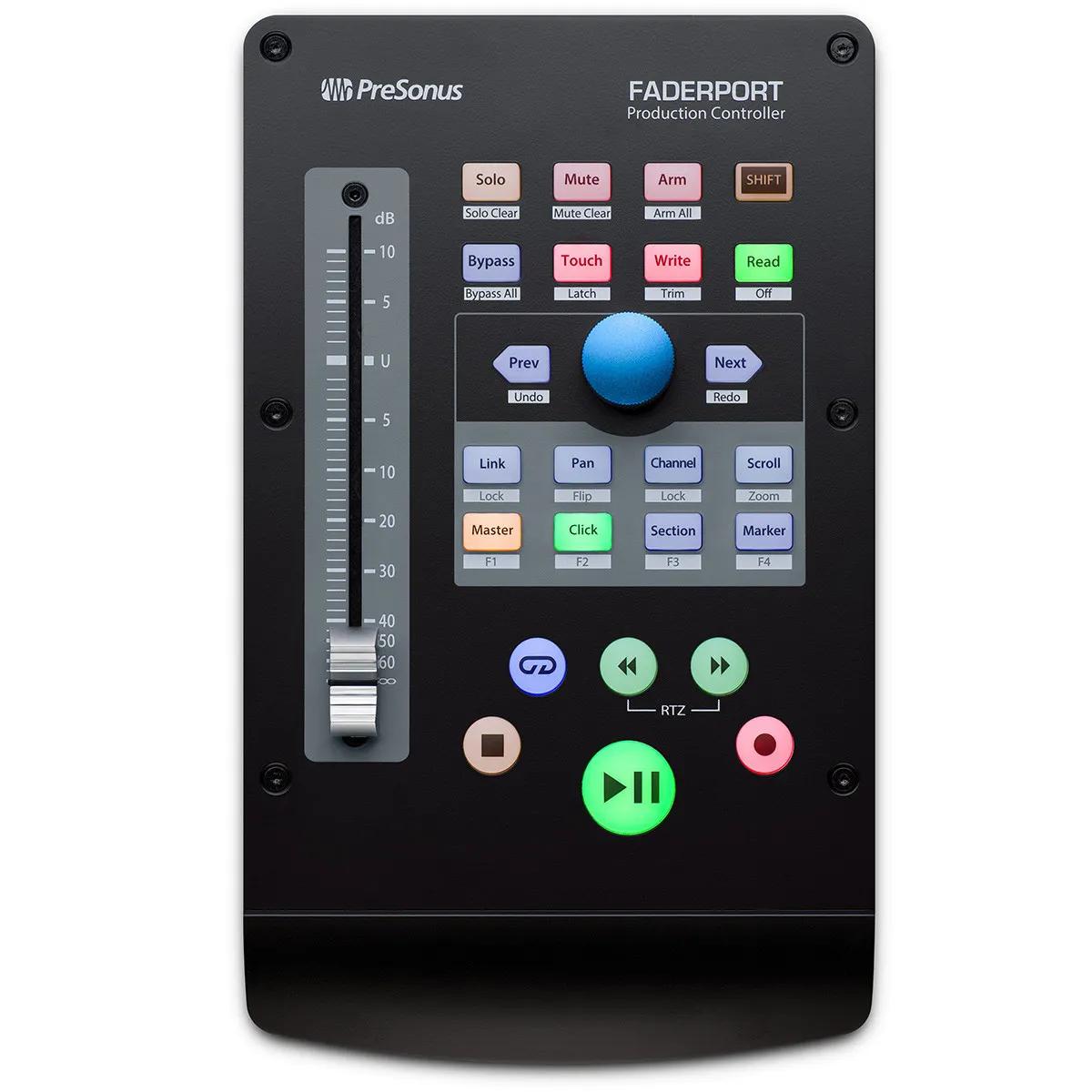 Controlador de Dj Presonus FaderPort USB