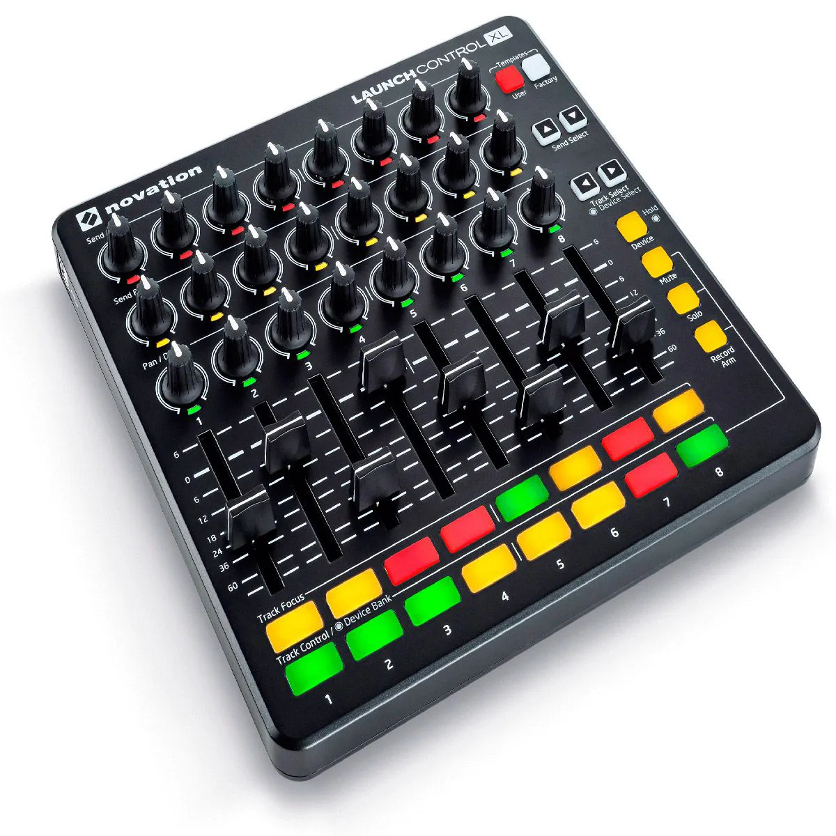 Controlador Novation Launch Control XL MK2