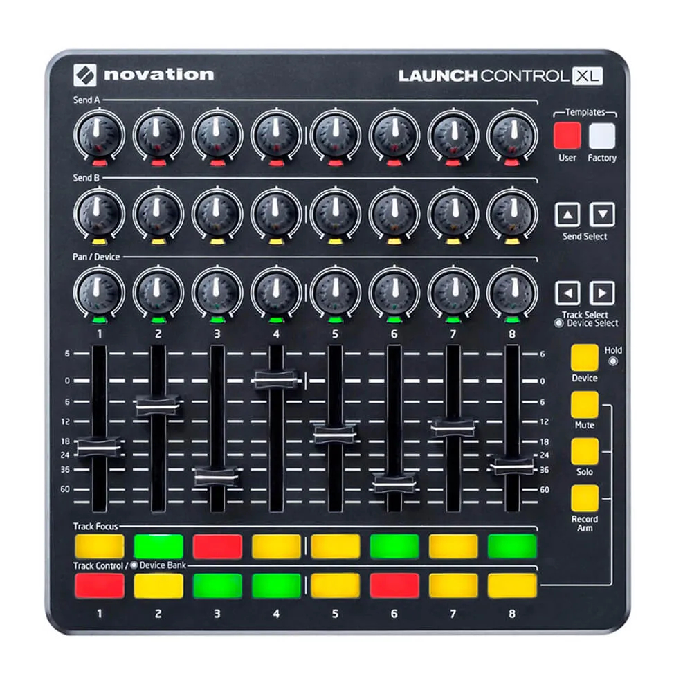 Controlador Novation Launch Control XL USB