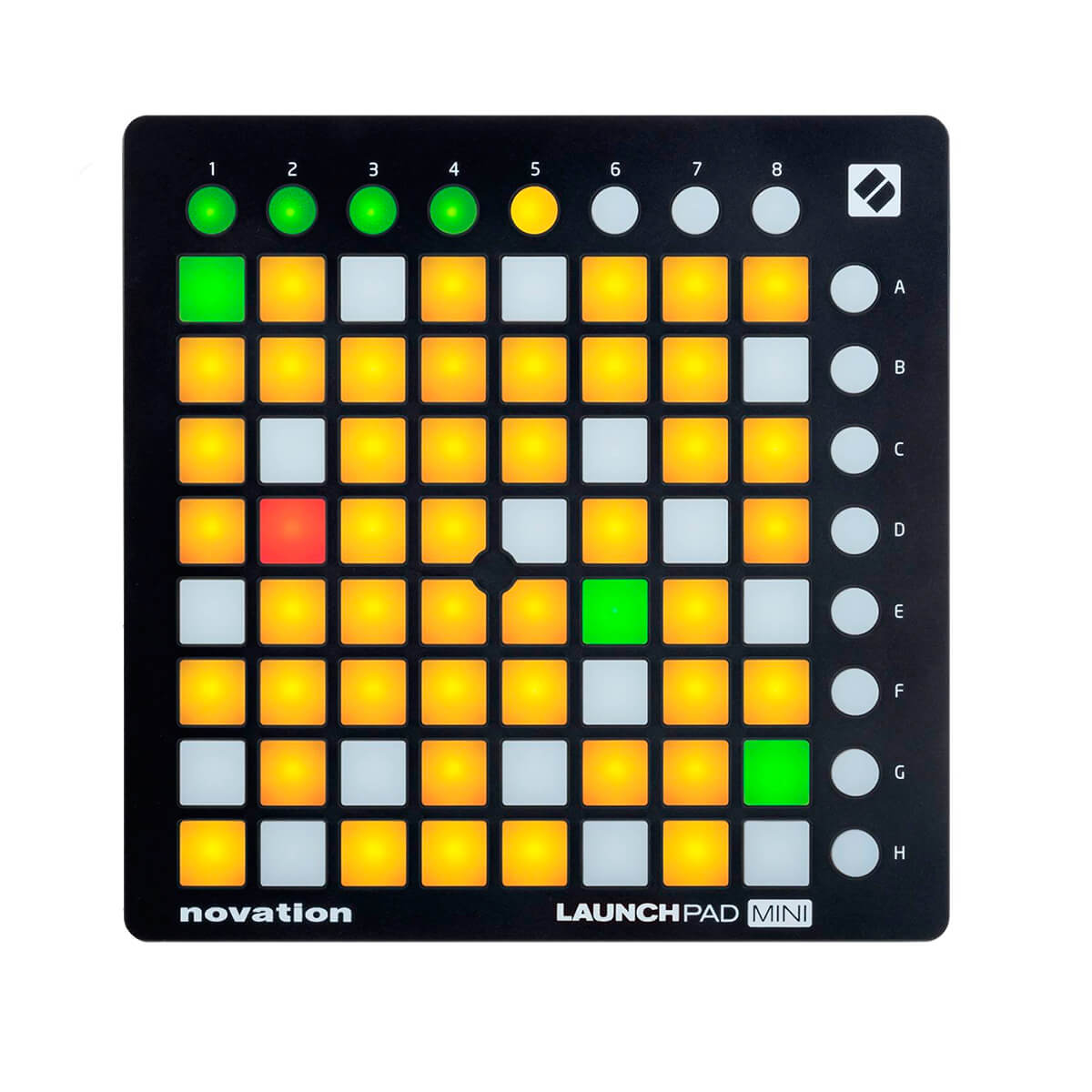 Controlador Novation Launchpad MINI MK2 USB