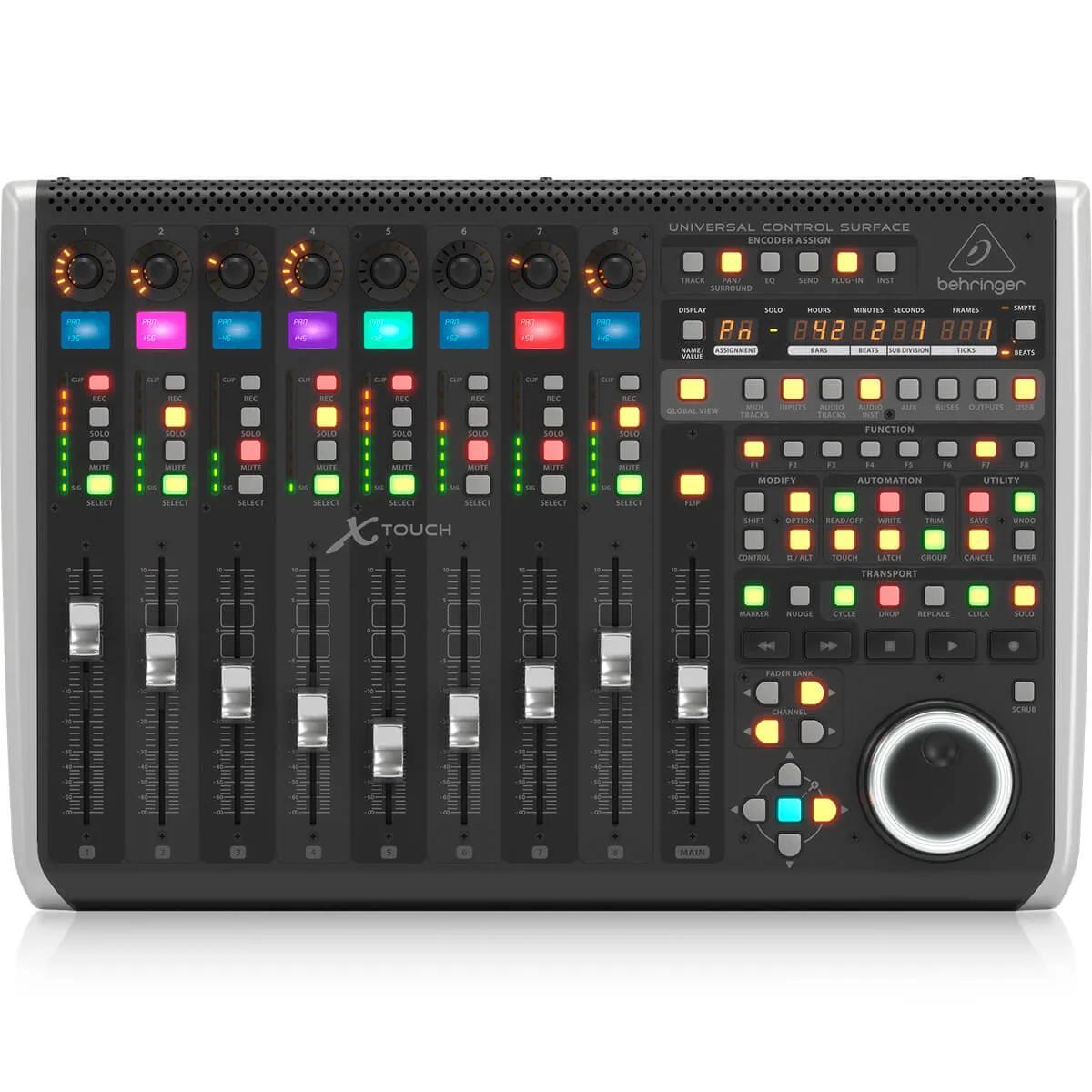 Controlador Universal Behringer X-TOUCH MIDI / USB