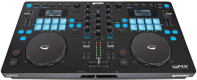 Controladora DJ Gemini GMX USB 2 Canais