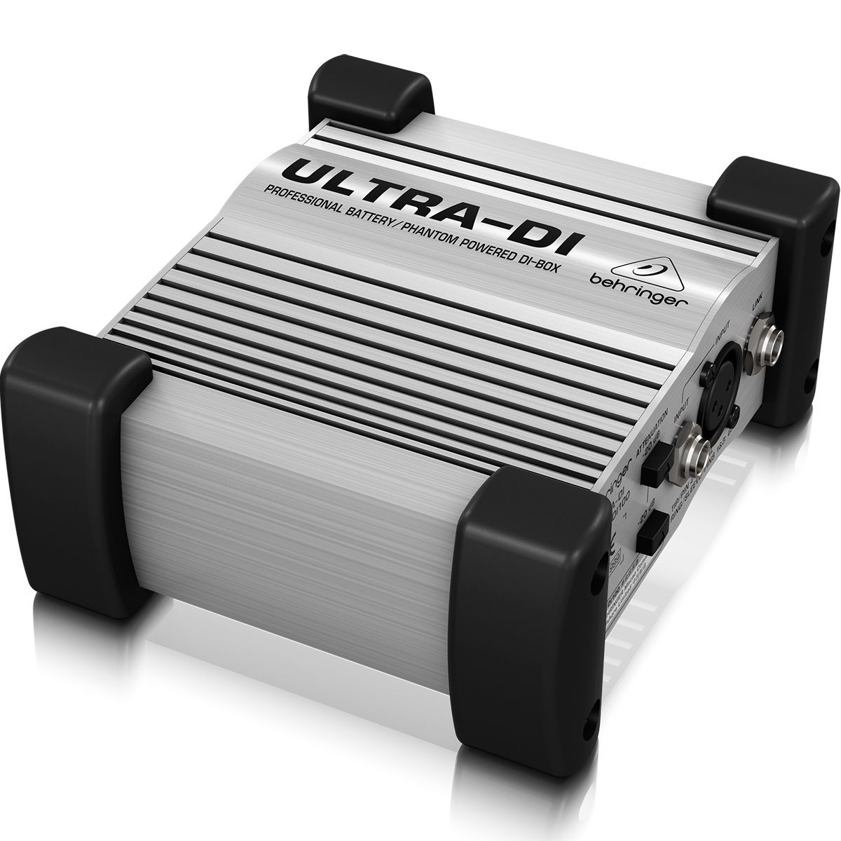 Direct Box Ativo Behringer Ultra-DI DI100