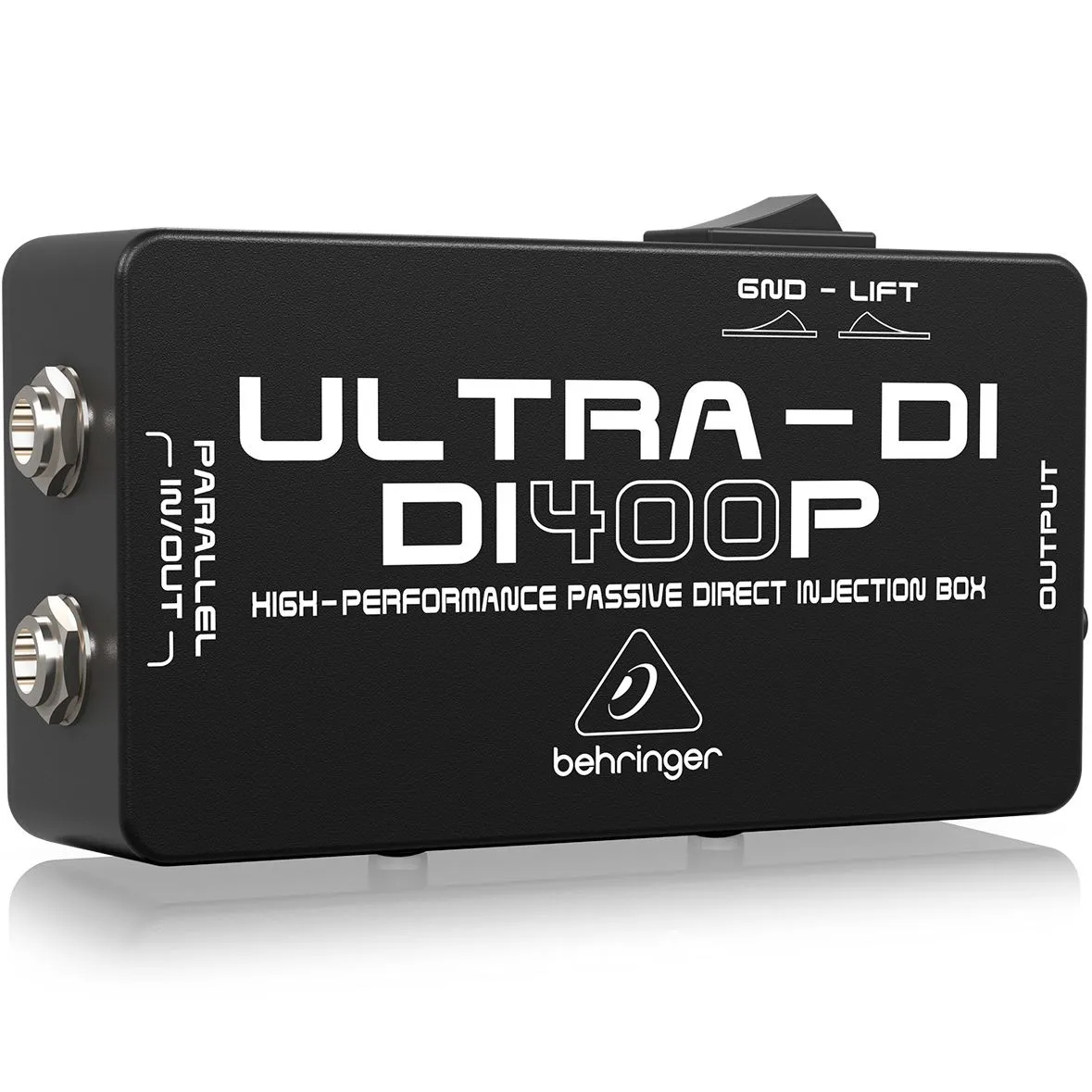 Direct Box Passivo Behringer Ultra-DI DI400P