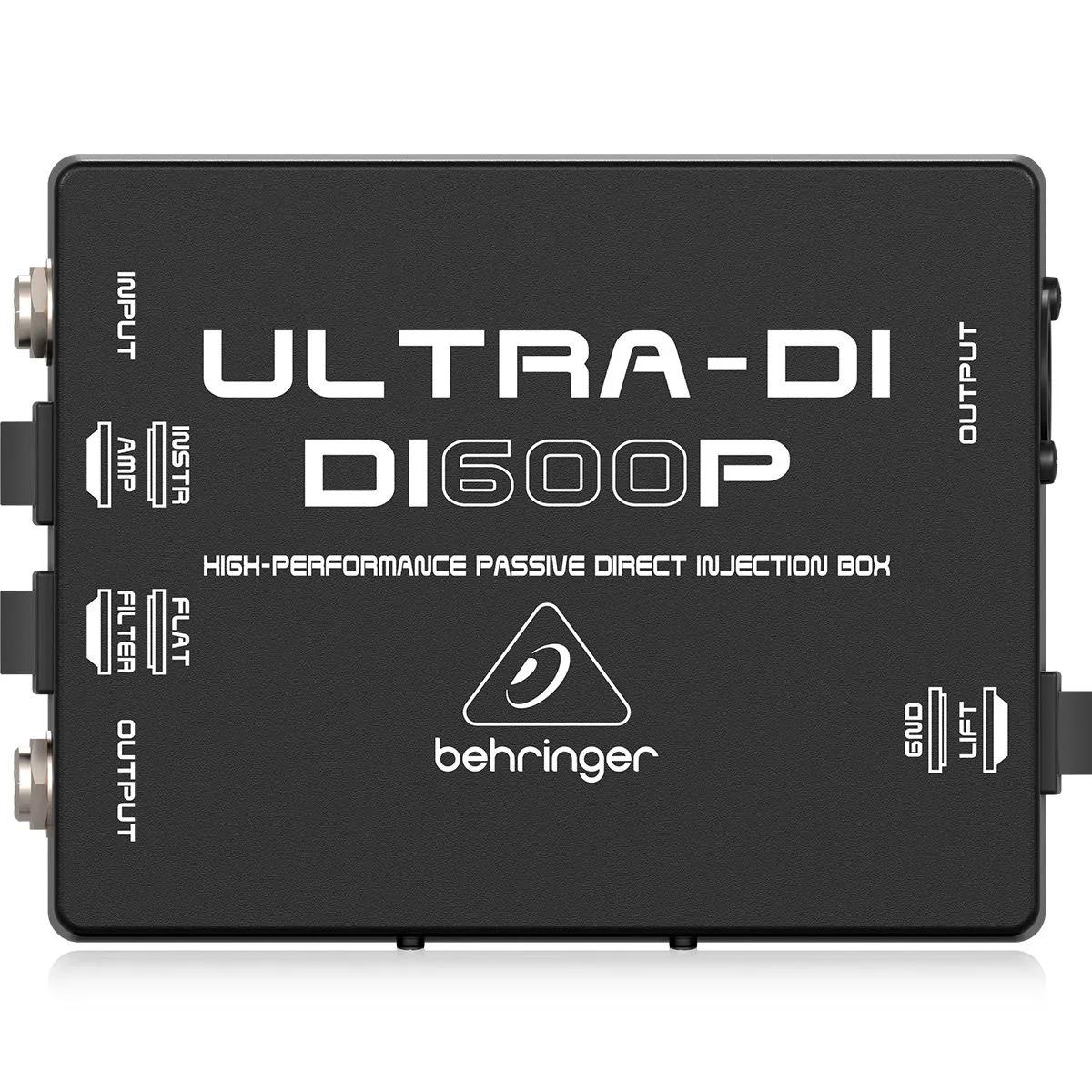 Direct Box Ativo Behringer Ultra Di Di100