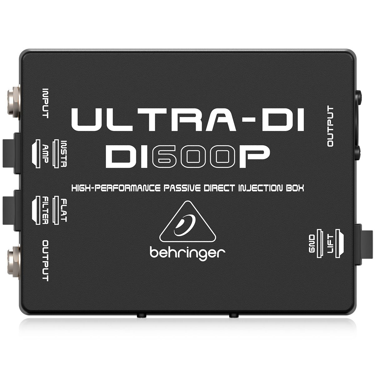 Direct Box Passivo Behringer Ultra-DI DI600P