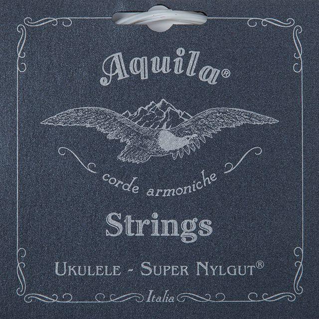 Encordoamento Aquila 103u Super Nylgut High G Ukulele Concert
