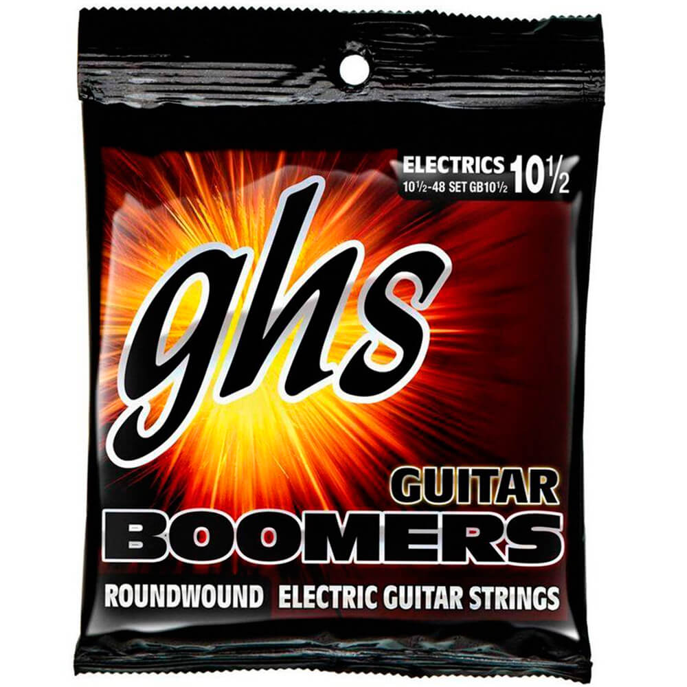 Encordoamento Ghs GB10 010 1/2 - 0.48 para Guitarra