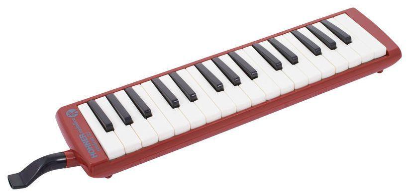 Escaleta Hohner Student Melodica 32 Teclas Red com Estojo