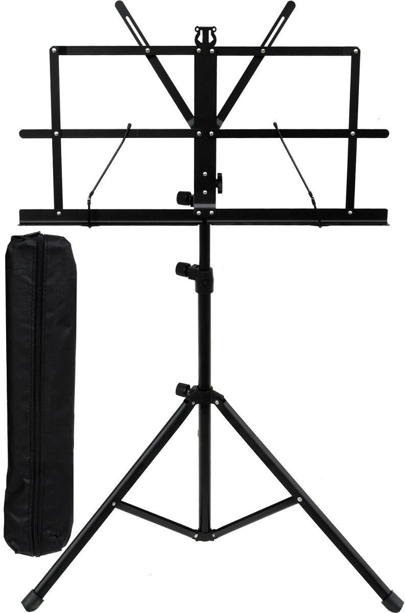 Estante De Partitura Custom Sound Cms 1 Com Bag