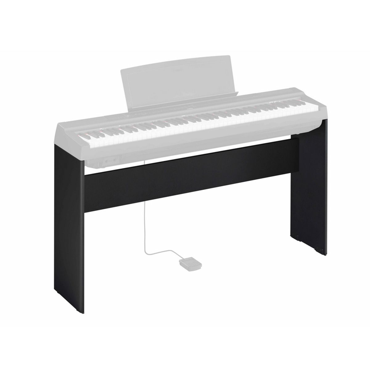 Estante Yamaha L-125 para Piano Black