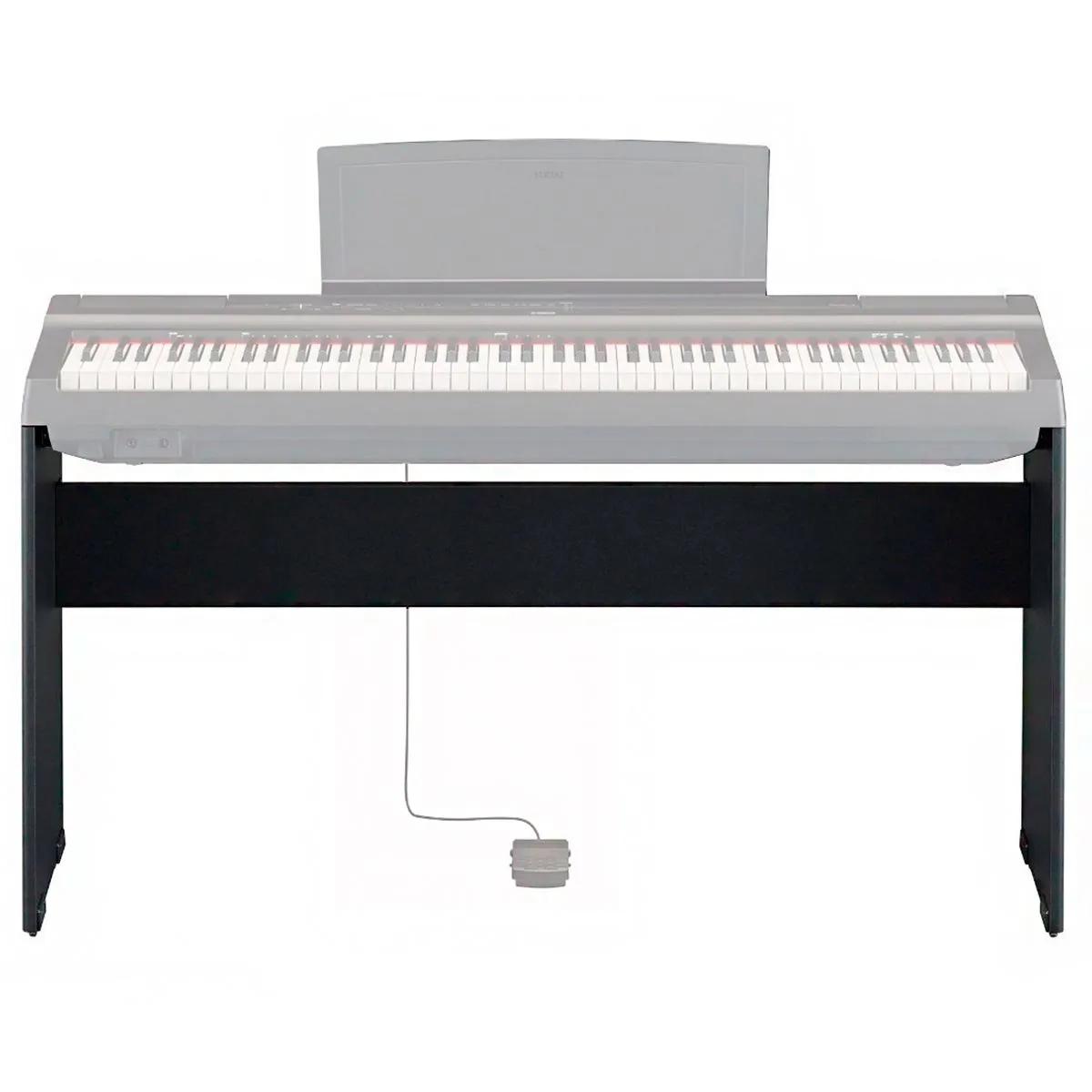 Estante Yamaha L-125 para Piano Black