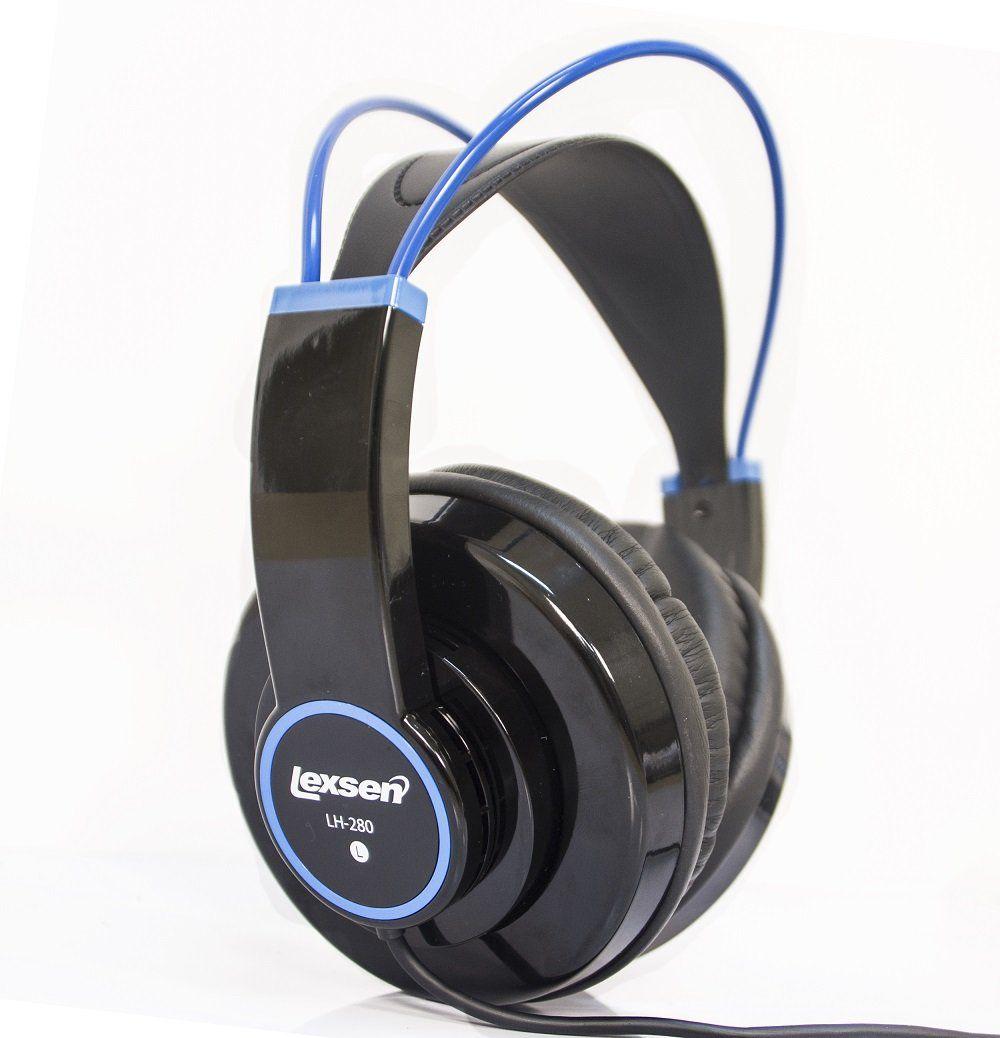 Fone de ouvido 50mm - LH280BL - Lexsen