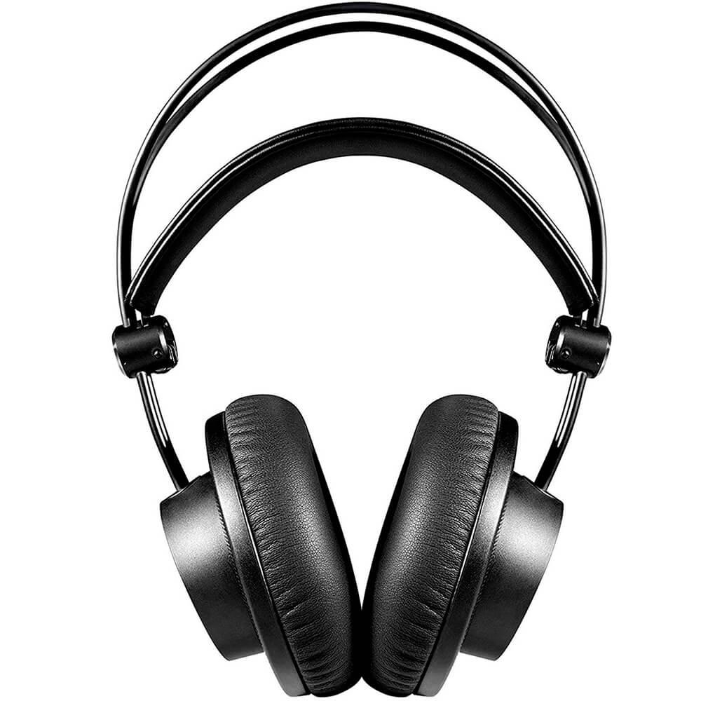 Fone de Ouvido AKG K275 Preto Over-Ear